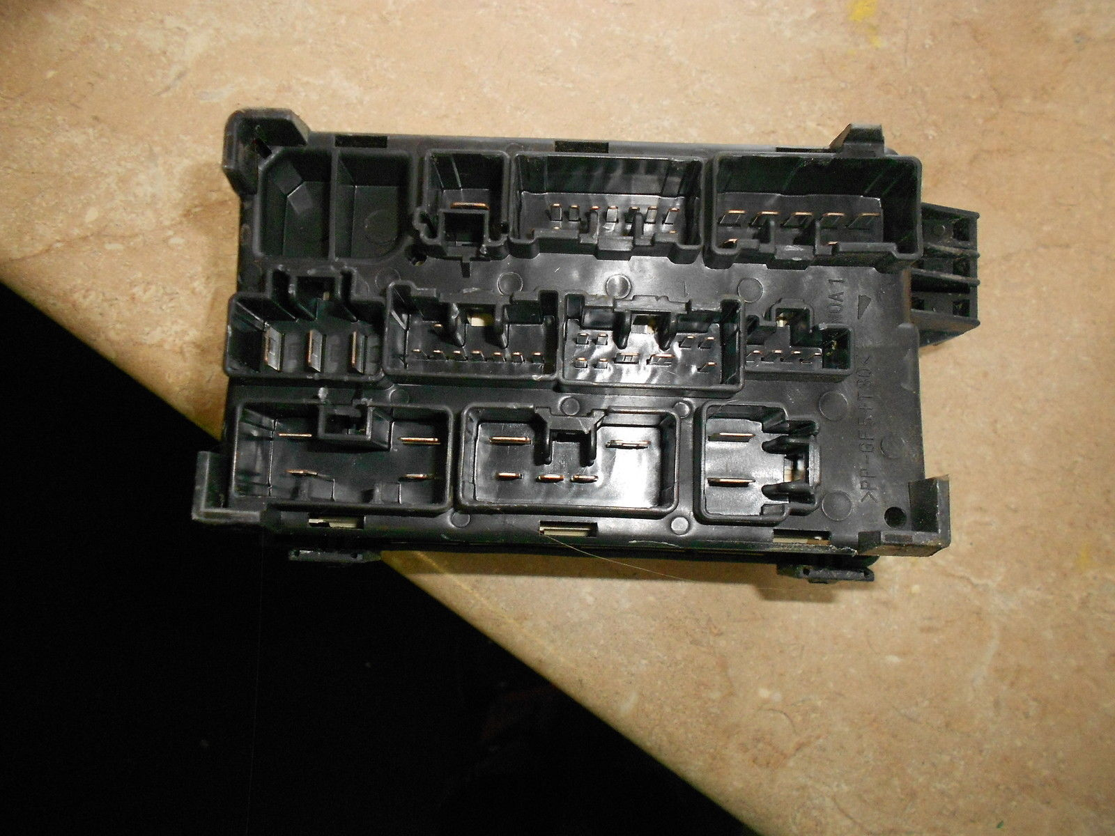 1999 toyota camry v6 auto fuse box oem yota yard ... 1998 toyota camry fuse box #12
