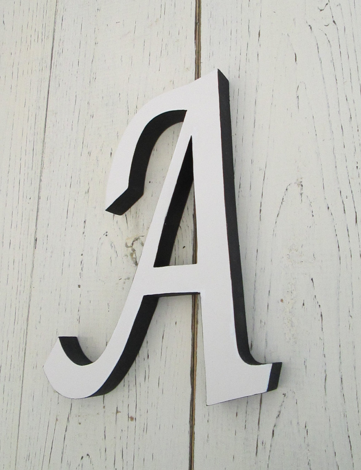 decorative wall letters wooden letters for wall hanging 8 inch shadow