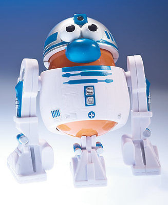 R2-D2 Mr. Potato Head