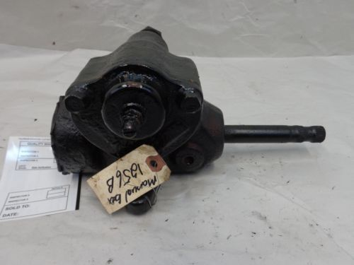 Ford Ranger Steering Box : Ford ranger manual steering gear box oem
