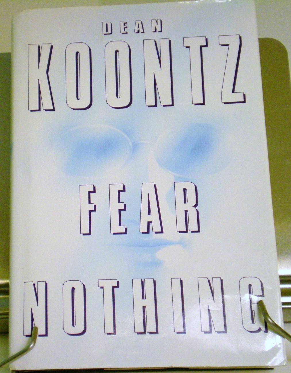 Fear Nothing by Dean Koontz HC DJ 1998
