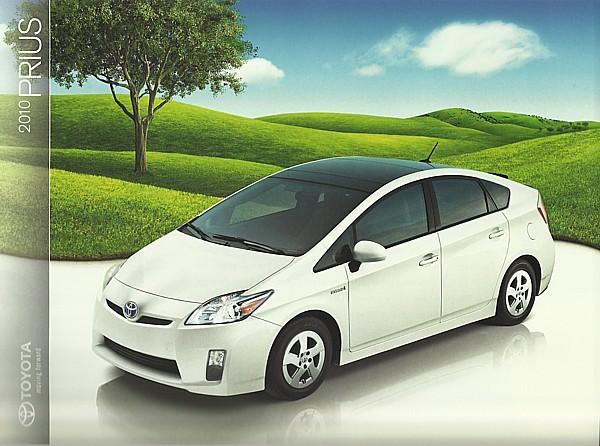 2010 Toyota Prius Hybrid Parts Accessories Toyota Autos Post