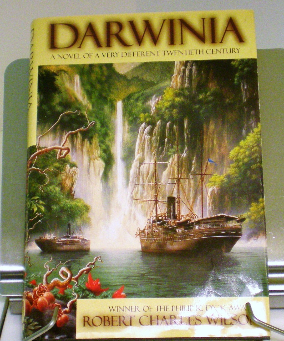 Darwinia by Robert Charles Wilson Hardcover 1998