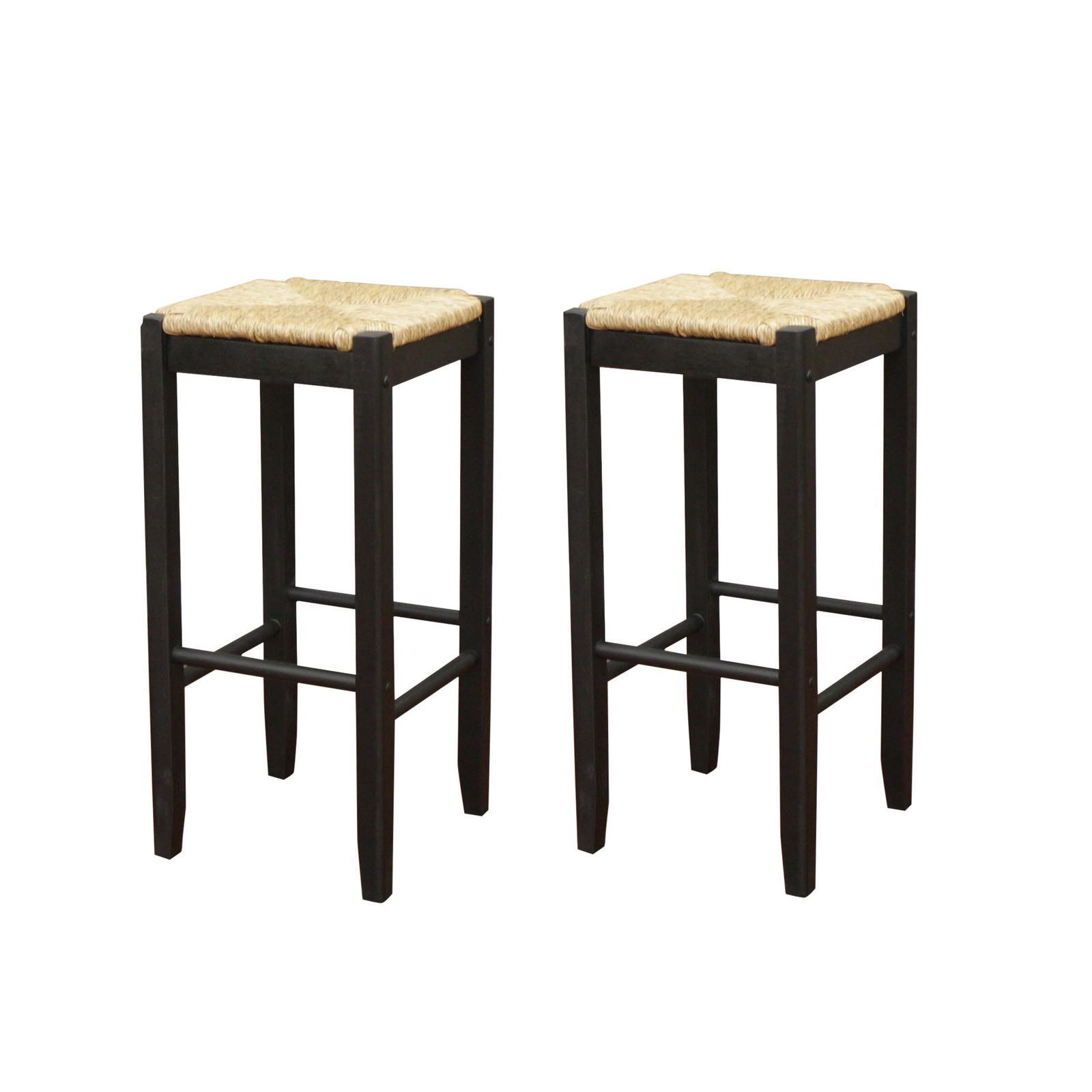 Superb img of Wooden Black kitchen counter bar stools great for home dining Bar  with #967735 color and 1600x1600 pixels