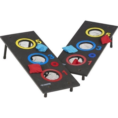 bean bag washer toss 3 hole tailgate backyard game sports family