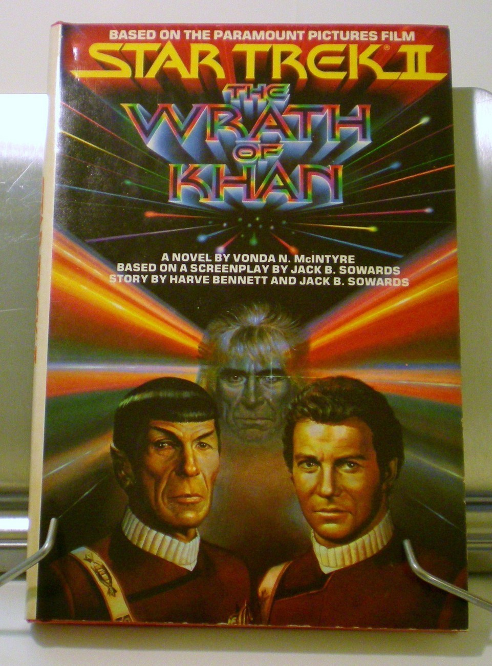 Star Trek II: The Wrath of Khan by Vonda N. McIntyre 1982