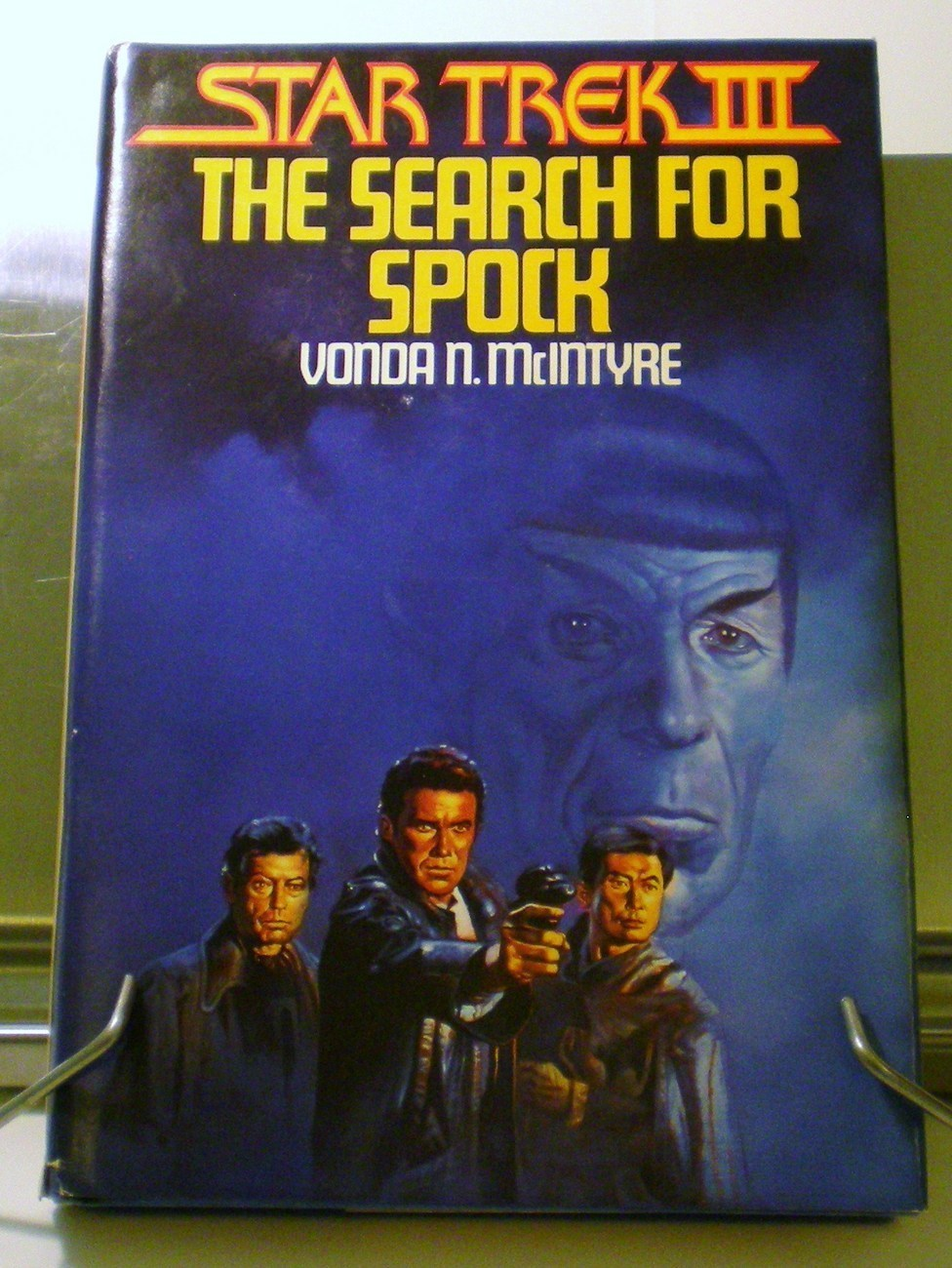 Star Trek III  The Search for Spock by Vonda N. McIntyre