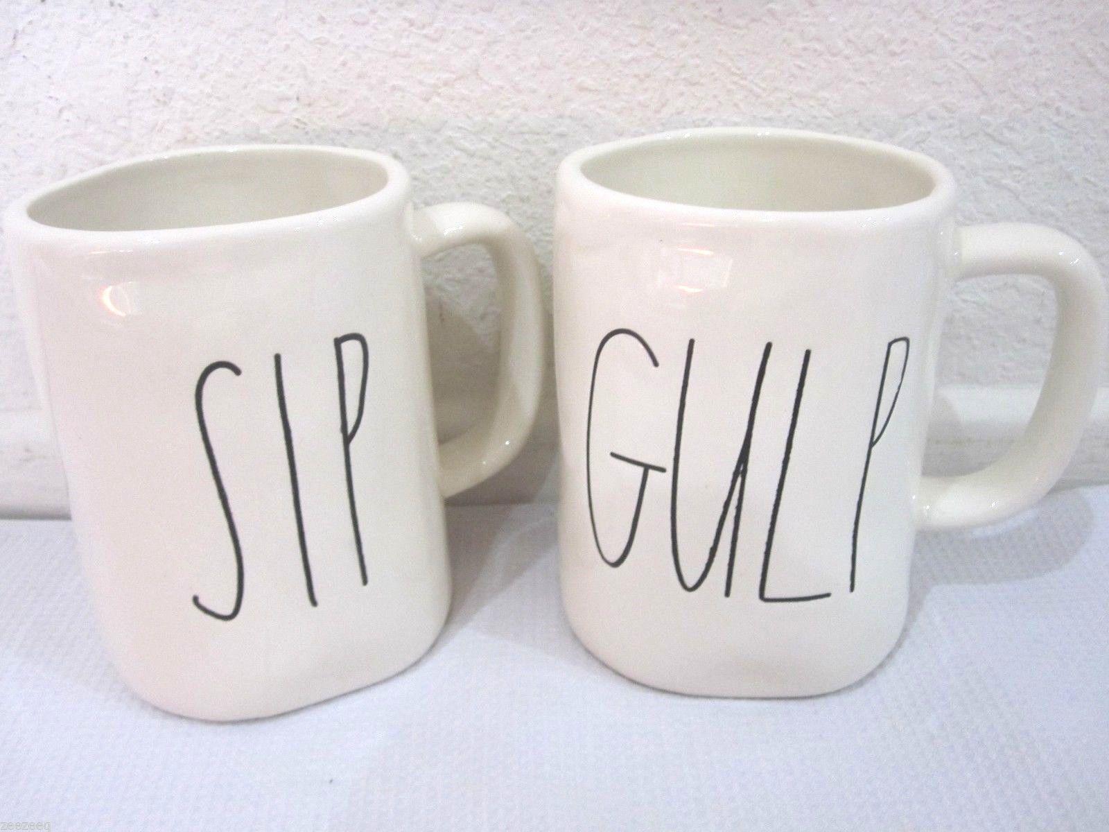 magenta by rae dunn sip gulp coffee tea mug other