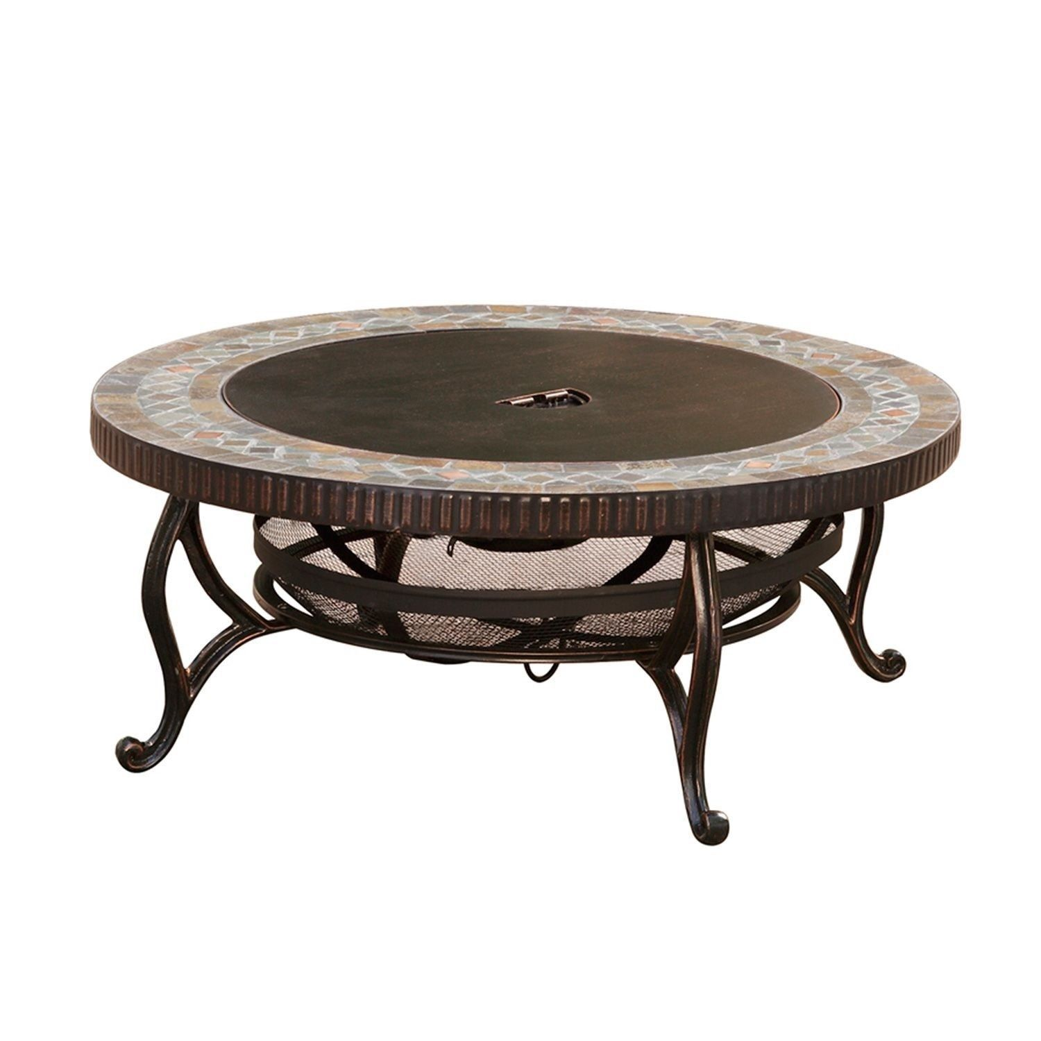 Portable Outdoor Fire Pit Grill : Outdoor Fireplace Grill Fire Pit Patio Backyard Deck heat portable