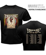 ESCAPE THE FATE HATE ME TOUR 2015 BLACK TEE SHIRT S,M,L,X... - £6.83 GBP - £12.69 GBP