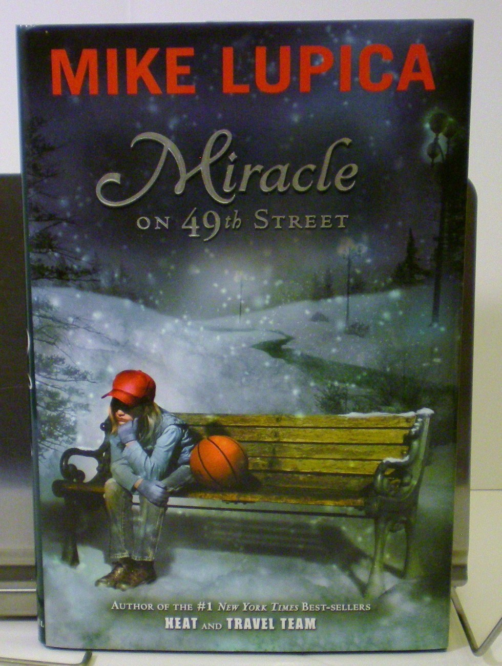 Miracle on 49th Street by Mike Lupica HC 2006