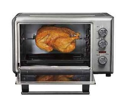 Largest Capacity Countertop Convection Oven : Countertop Oven Extra Large Capacity Stainless Convection Rotisserie ...