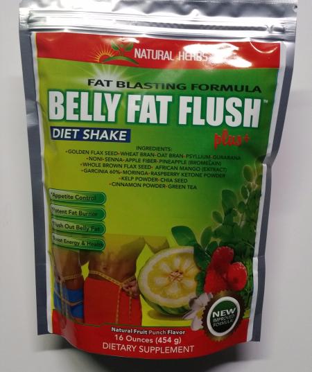 belly flush