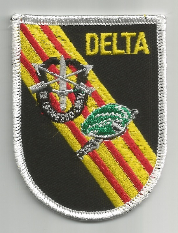 Patch delta force - US Army - Stock US