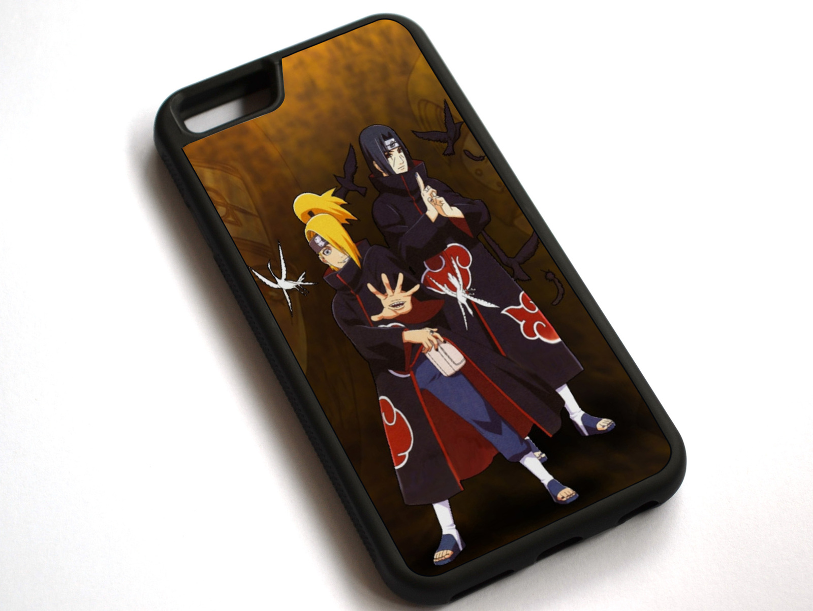 Naruto Itachi And Deidara Case Cover For Apple iphone 6 \/ 6 Plus \/ 6S Cases, Covers \u0026 Skins