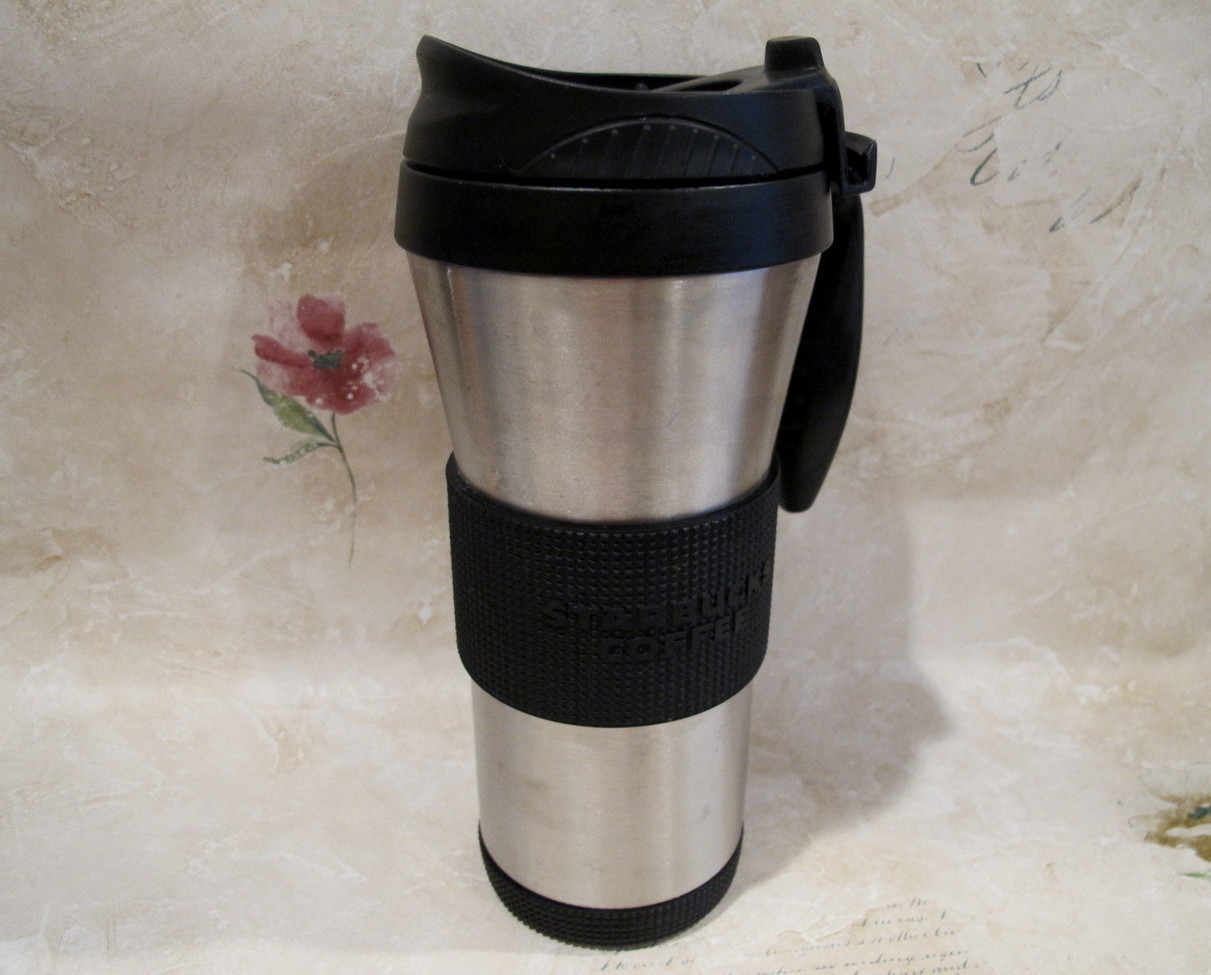 Stainless Steel Starbucks Travel Coffee Mugs