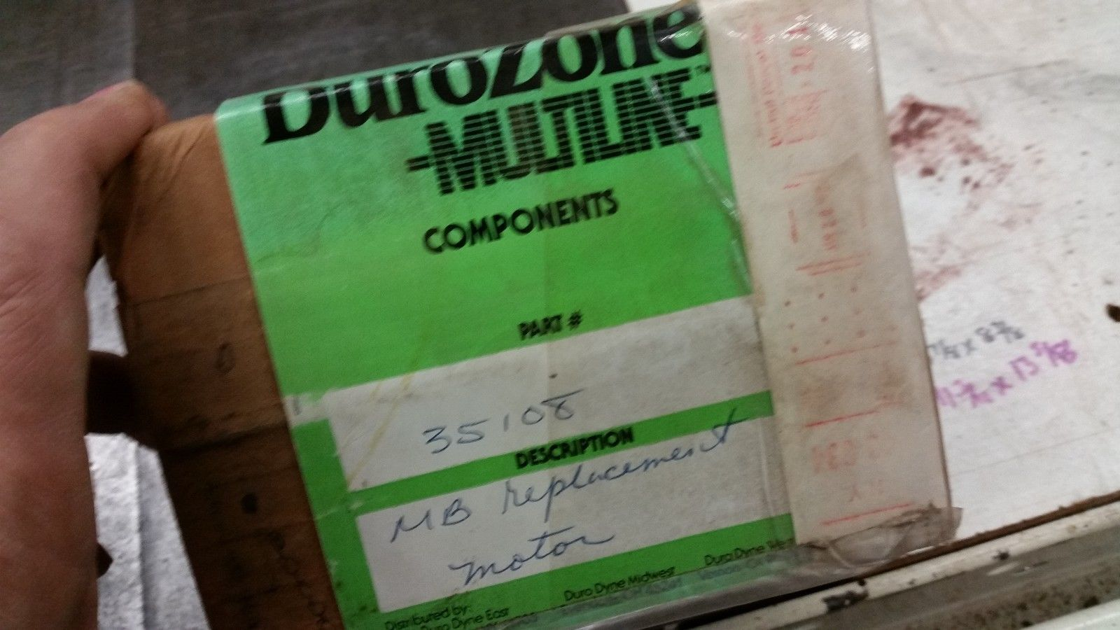 Durozone replacement damper motor rm34 new and 10 similar for Durozone damper motor replacement