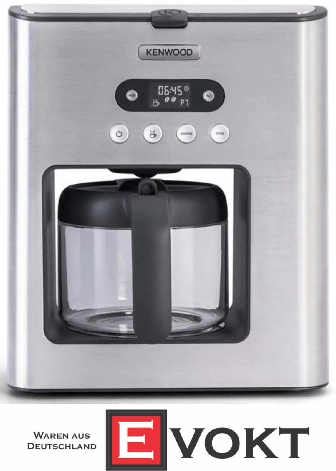 Old Kenwood Coffee Maker : KENWOOD CMM610 Persona Coffee Maker Stainless Steel 1200W Genuine New - Coffee Makers (Automatic)