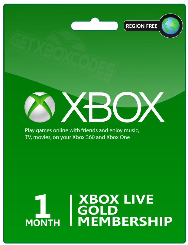 XBOX LIVE GOLD ONLINE CODE AMAZON