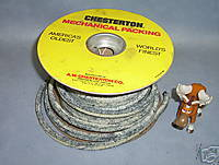 Chesterton Steam Valve Packing Style 1800 Size 5/16 4lb