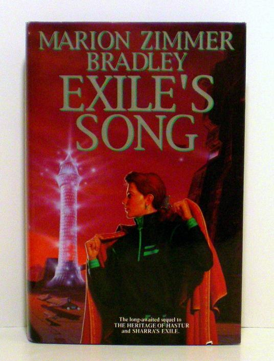 Exile's Song by Marion Zimmer Bradley, Collectors Edition