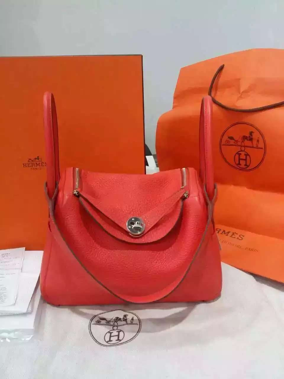 Hermes Lindy Bag: 5 listings - Bonanza