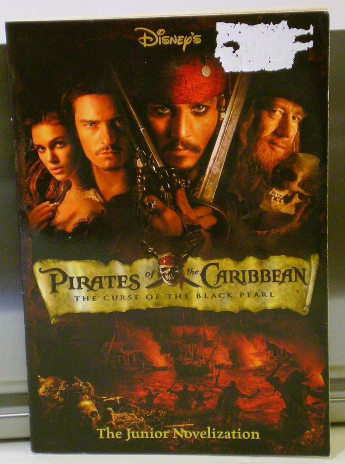 Pirates of the Caribbean:The Curse of the Black Pearl
