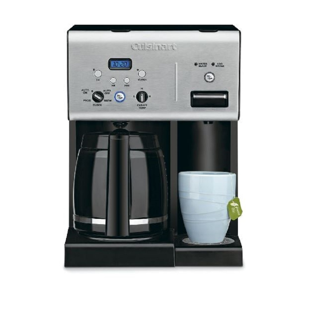 Coffee Maker Self Cleaning : Programmable 12 Cup Coffee Maker Hot Water System Beverage Center Self Clean - Coffee Makers ...
