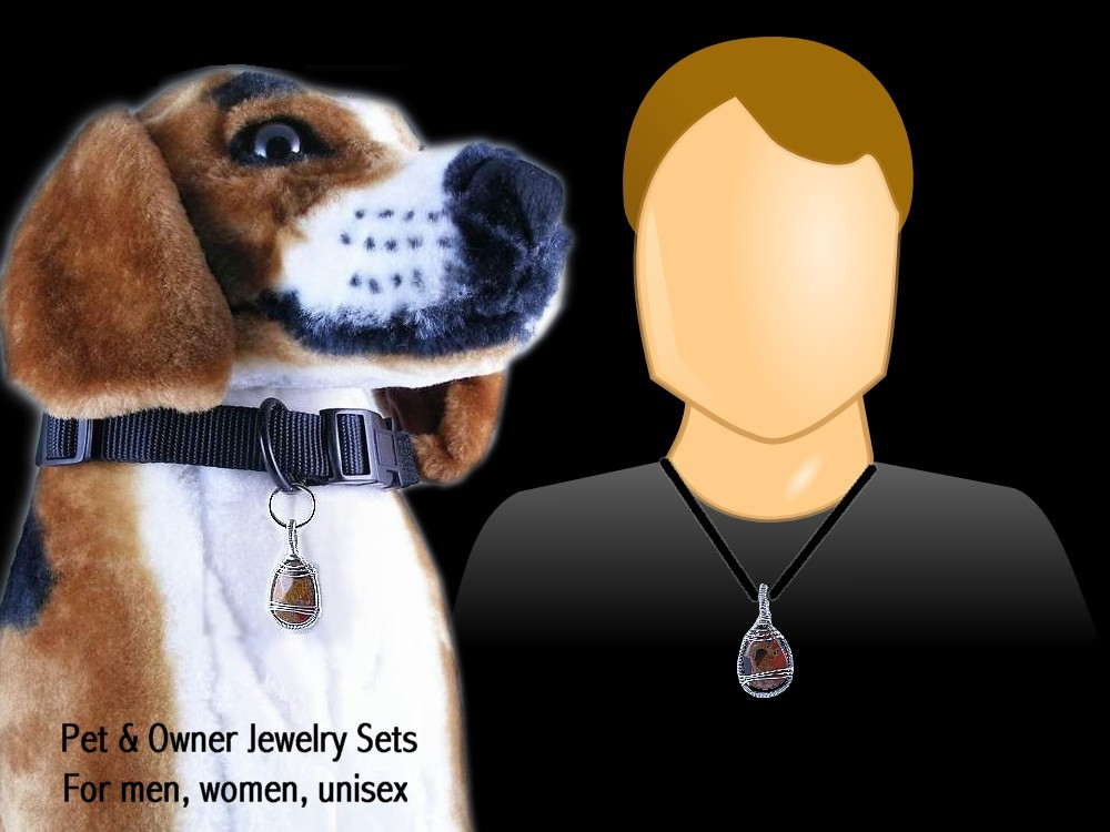 Dog Wearing Jewelry Dog Amp Owner Matching Jewelry