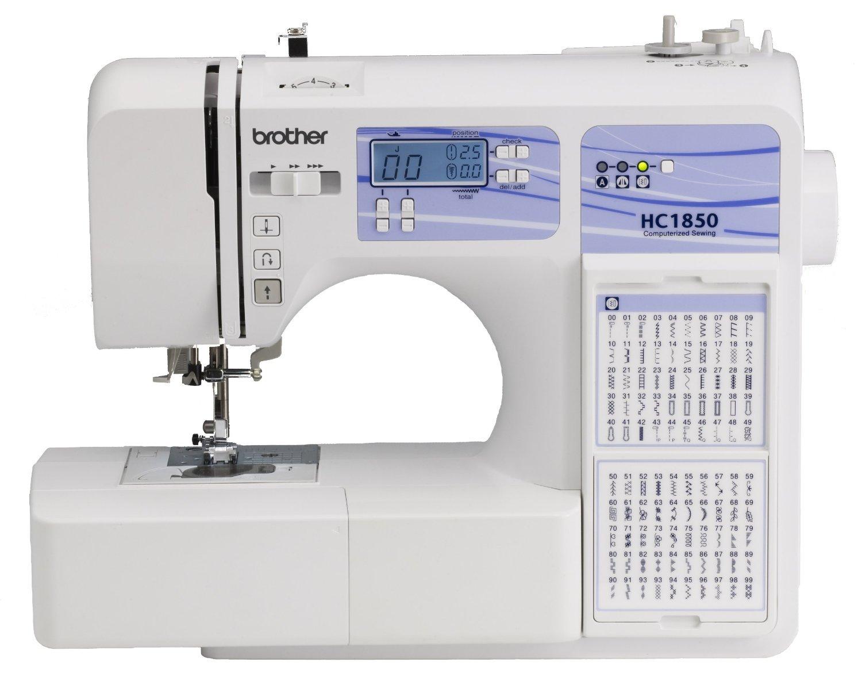sewing and monogramming machine