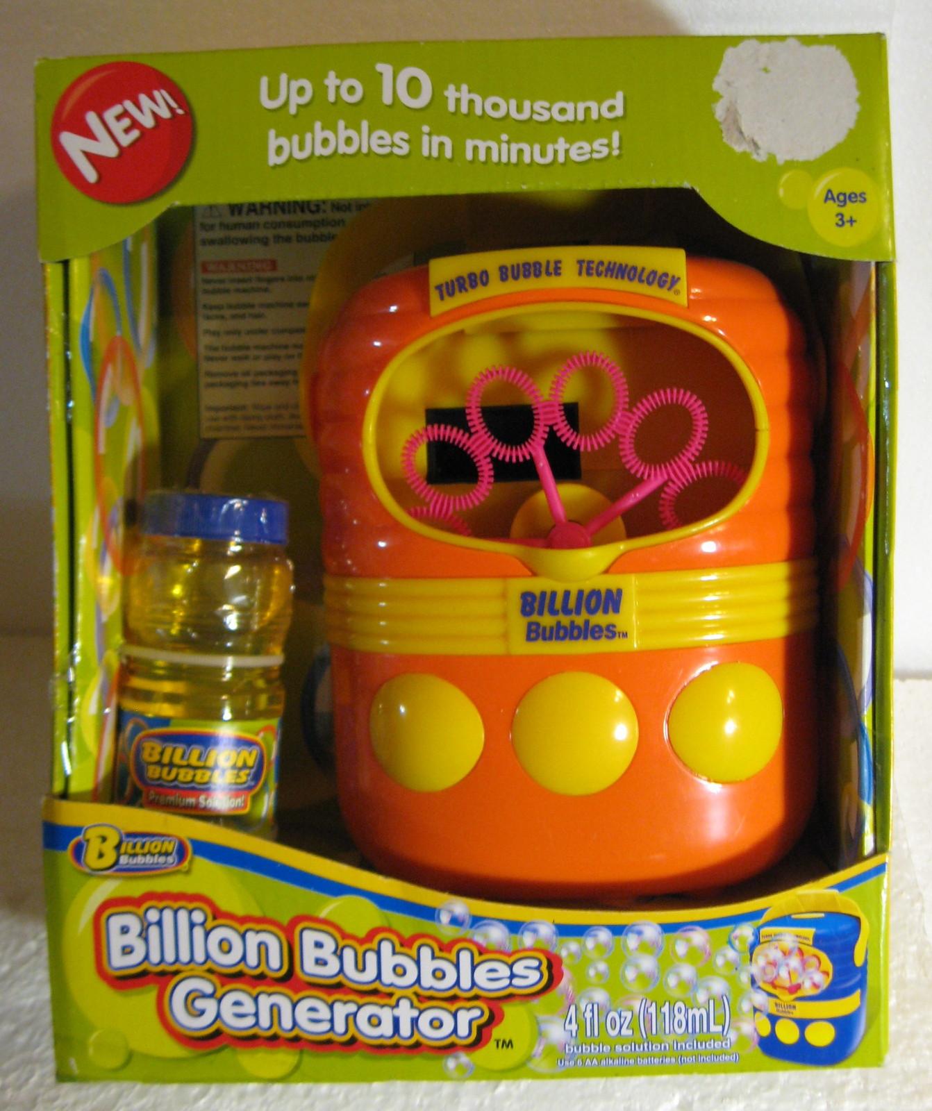 bubble maker machine