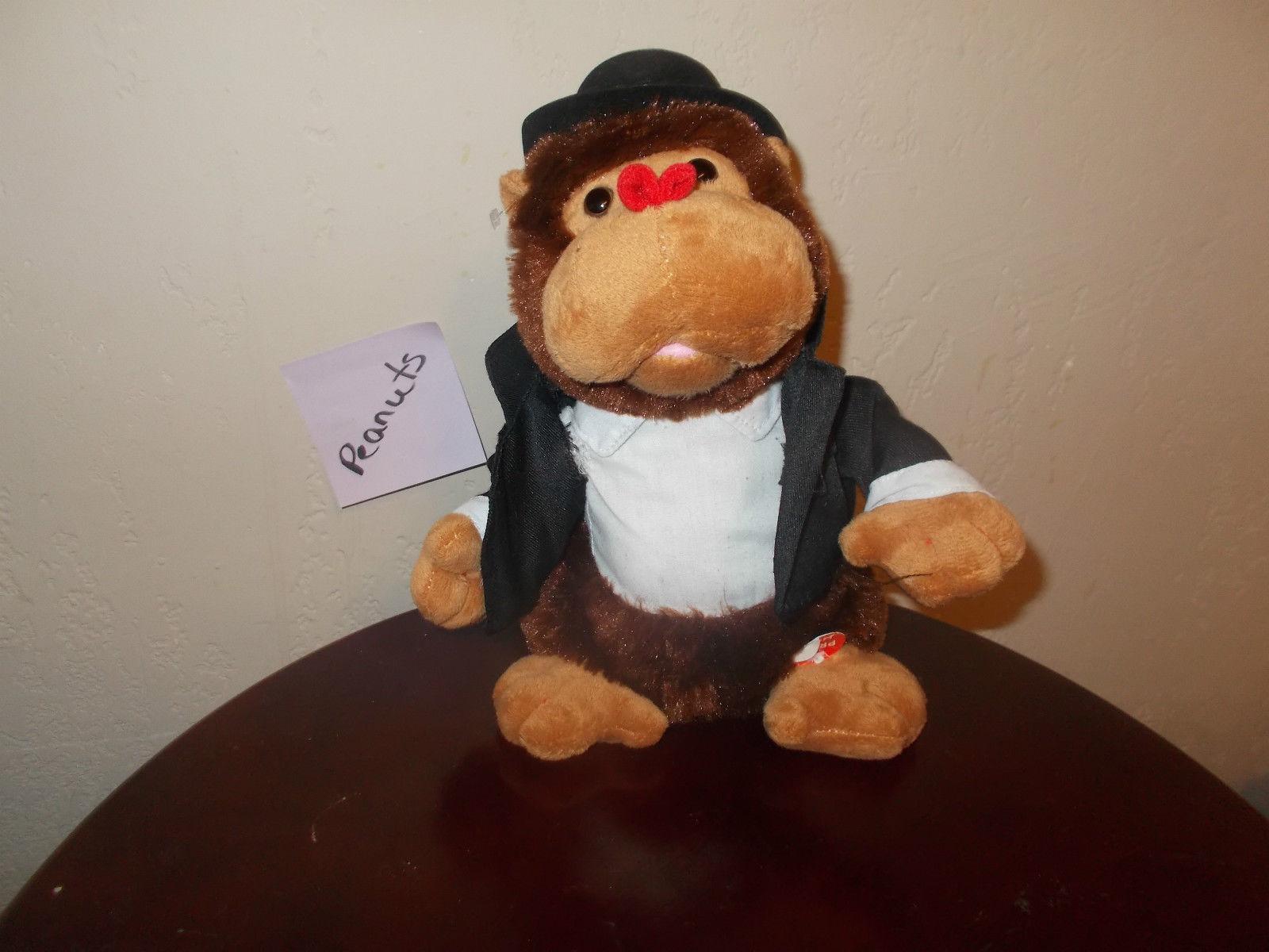 Musical Valentine Plush Toys : Musical valentine gorilla plush other
