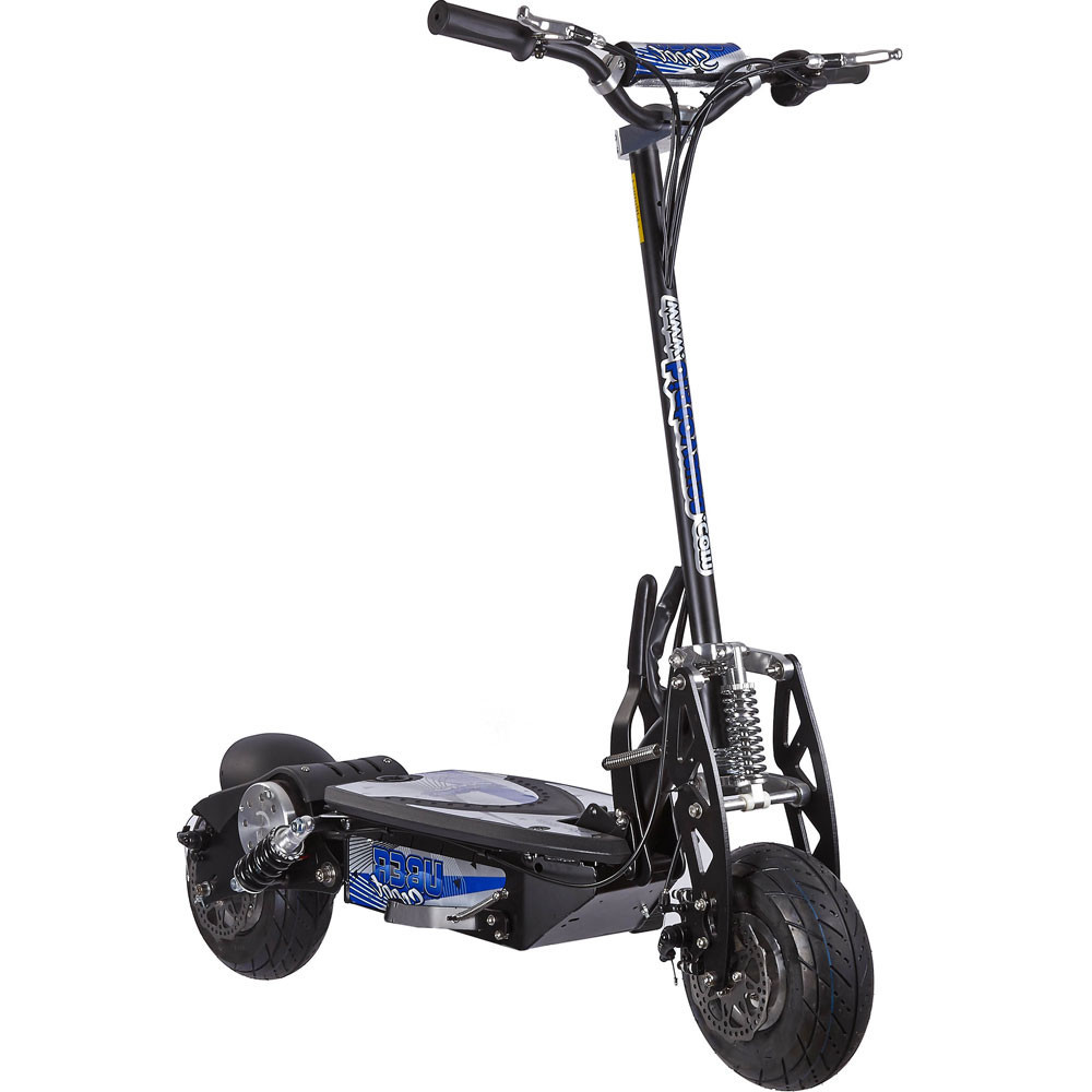 uberscoot 1000w 36v adult electric scooter electric scooters. Black Bedroom Furniture Sets. Home Design Ideas