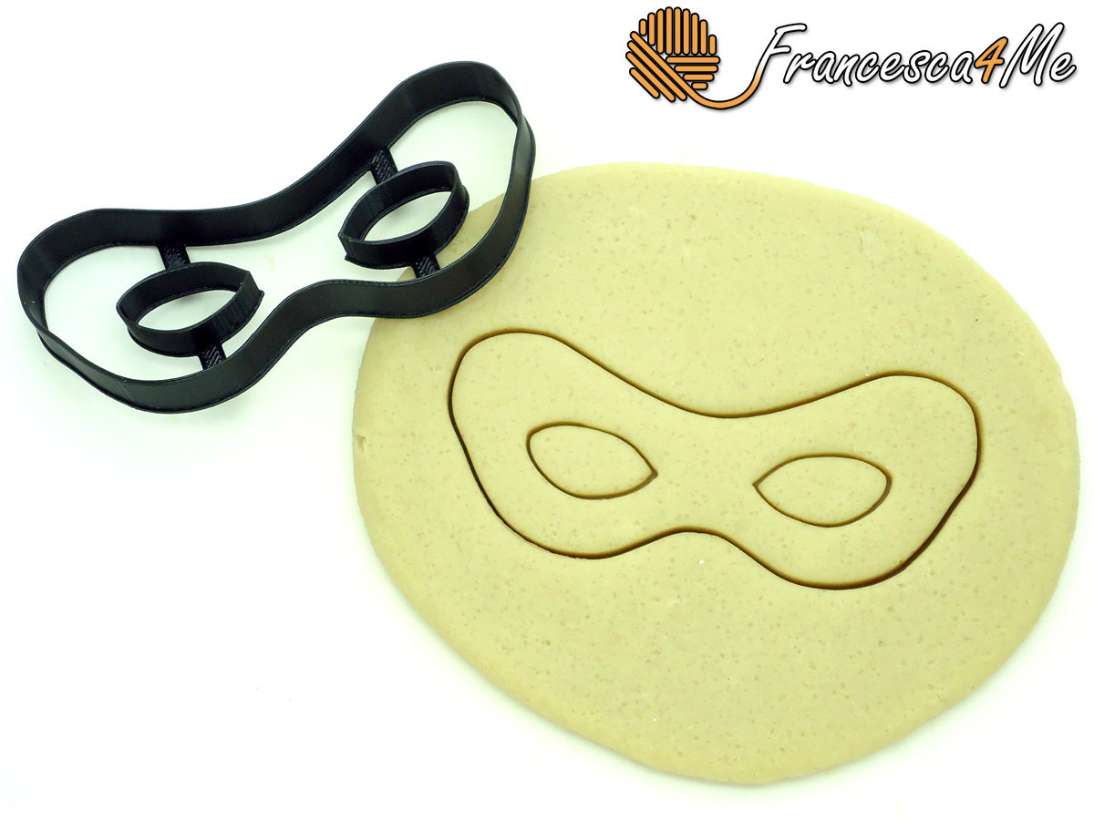 Masquerade Mask Cookie Cutter and 50 similar items