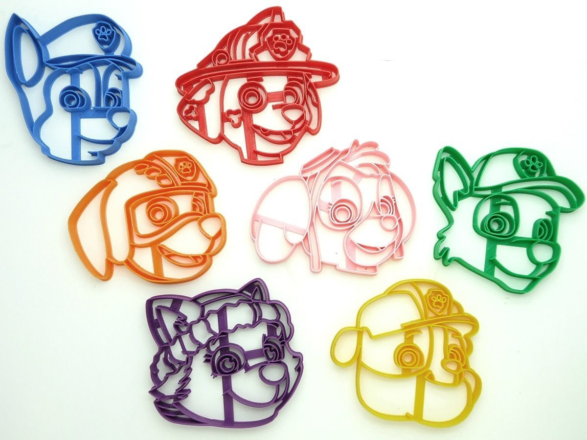 how to use paw patrol cutters