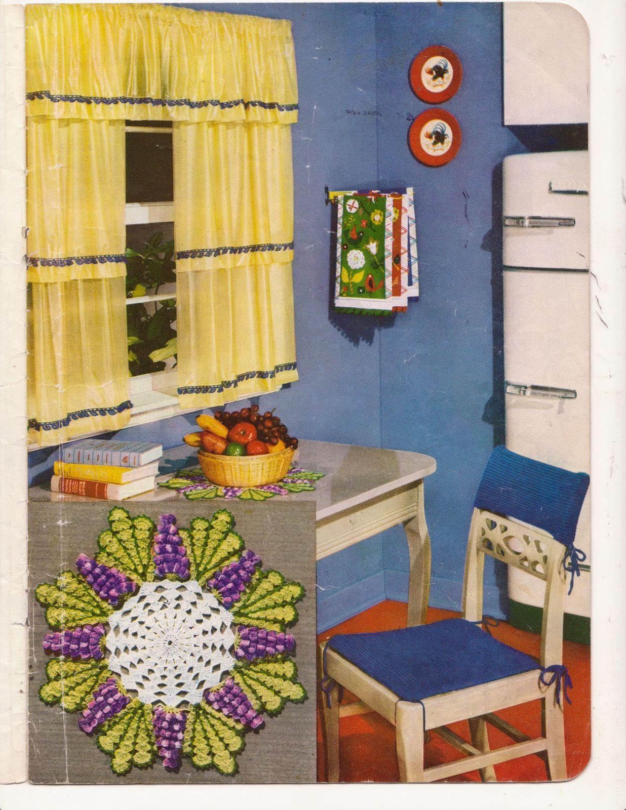 quick tricks in crochet vintage crochet patterns novelty gifts home decor patterns vintage. Black Bedroom Furniture Sets. Home Design Ideas