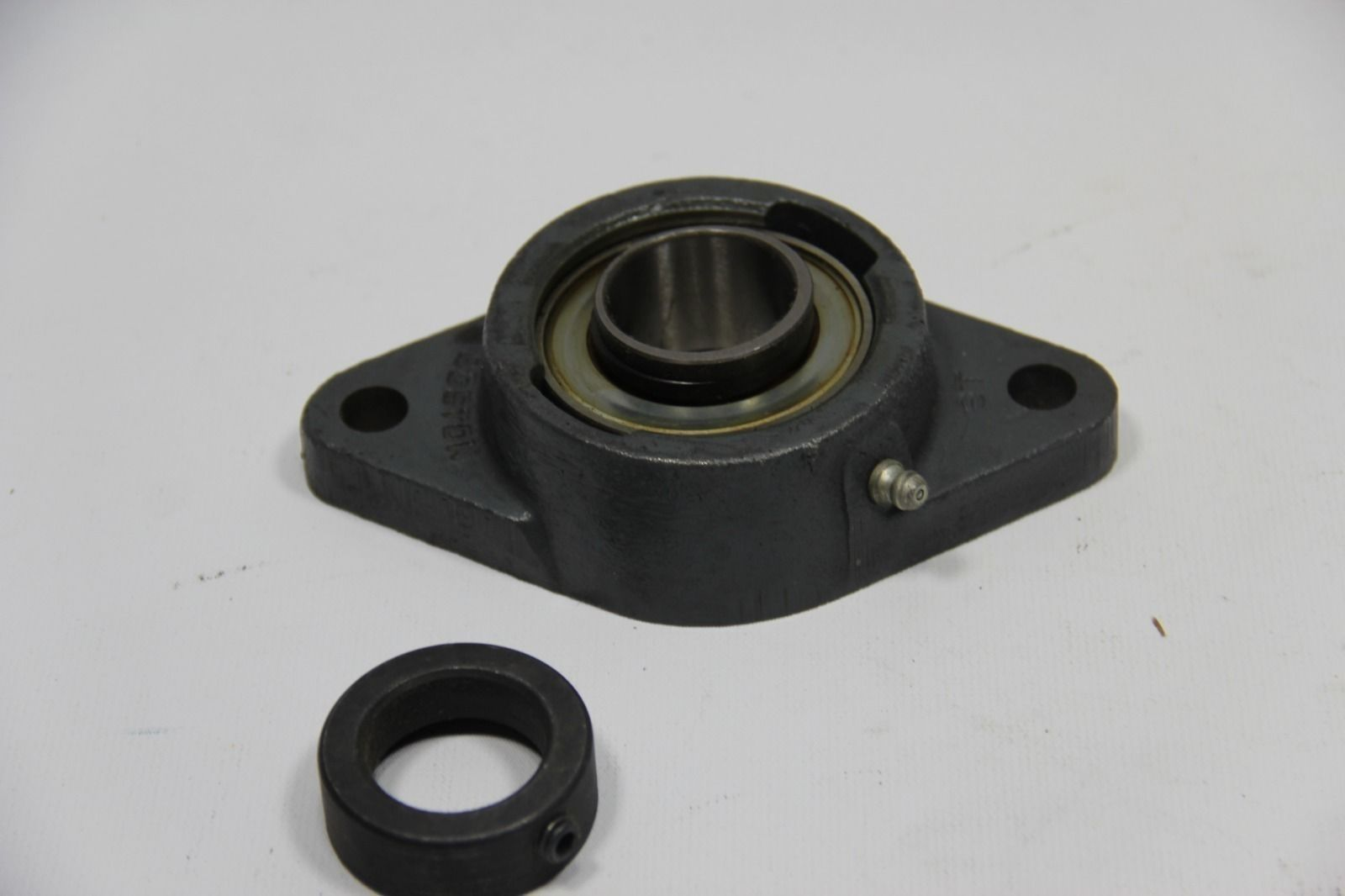 "Boston Gear Flange Bearing, 2 Bolt Hole, 1-1/4"" Bore ..."