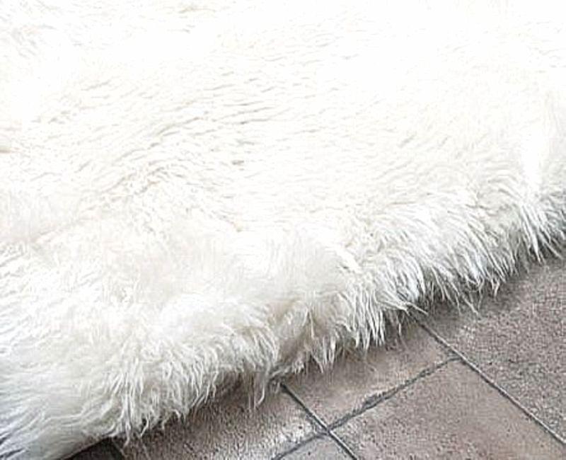 faux fur area rug white large rugs carpets