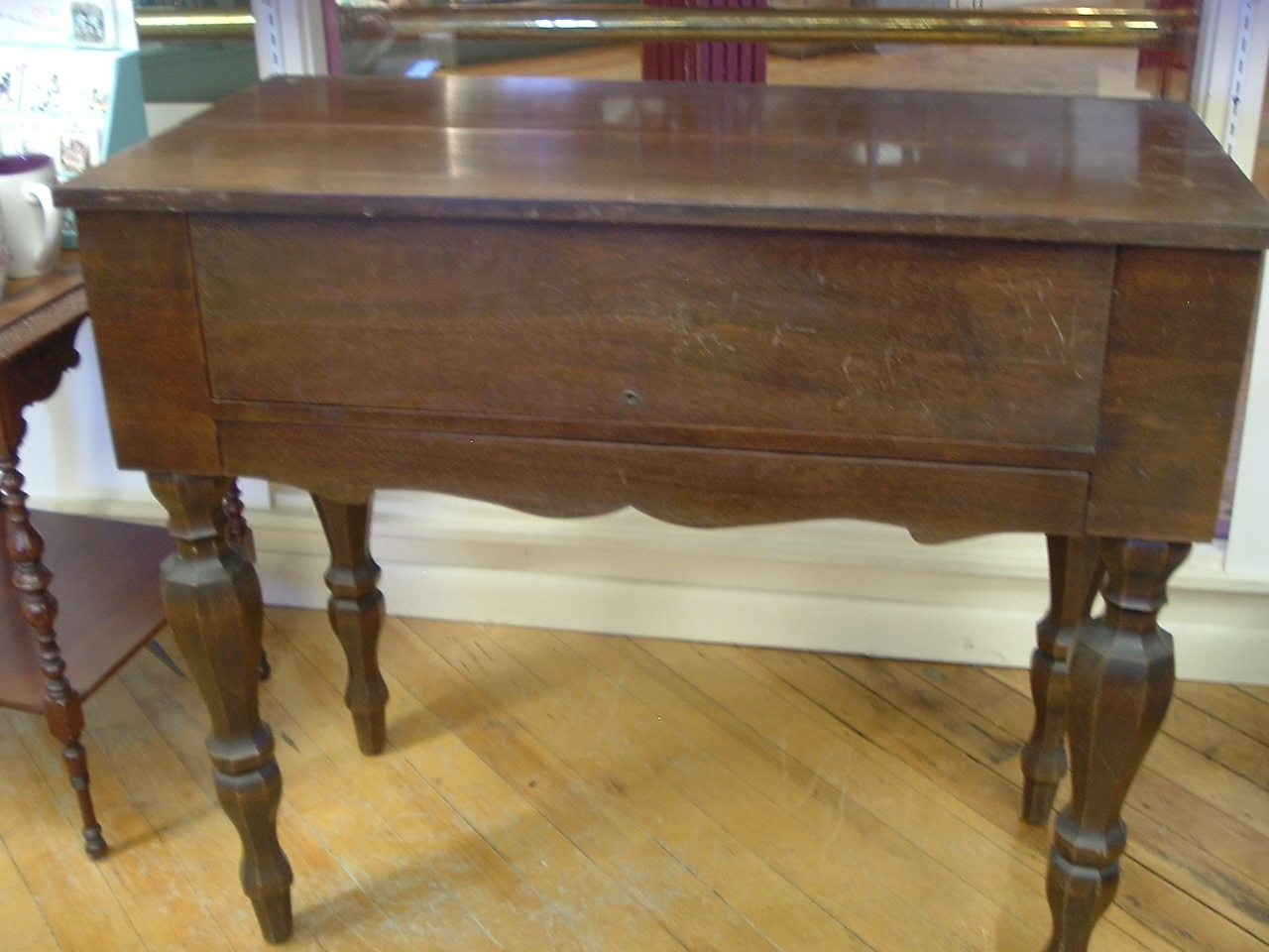 Antique spinet writing desk Sydney - Filing Cabinet: Antique Spinet Writing  Desk - Antique Spinet - Antique Spinet Desk Antique Furniture