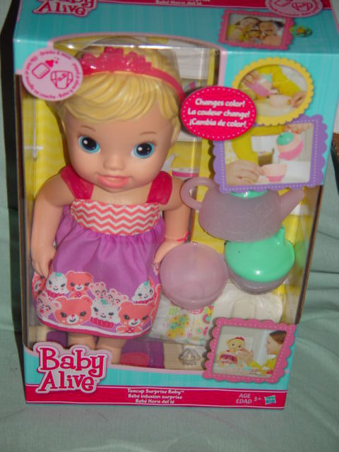Hasbro Baby Alive Teacup Surprise Baby With And 39 Similar