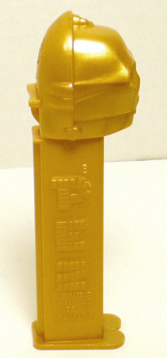Image 3 of Star Wars C3PO Series 1 Pez 1997 loose 4.9 Hungary