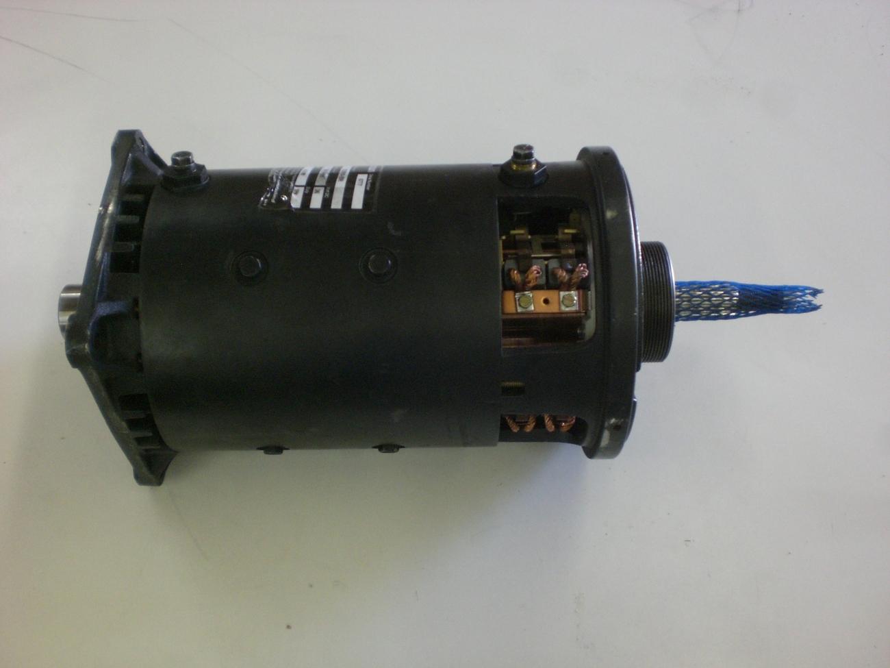 Crown 020615 00r 36v Drive Motor Other