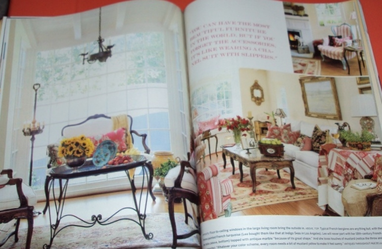 country living magazine back issue september 2005 decorating makeover