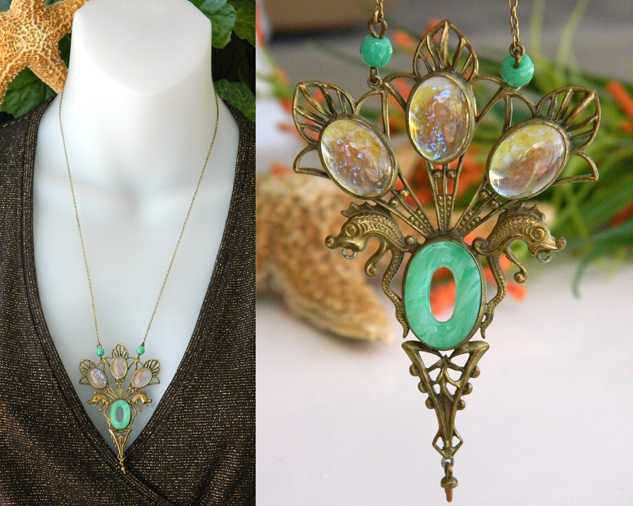 Vintage_fishel_nessler_art_deco_pendant_necklace_fish