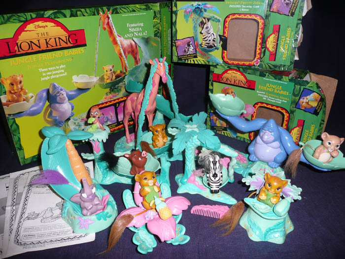 Used Lion King Figures Disney For Sale 39 Ads In Us