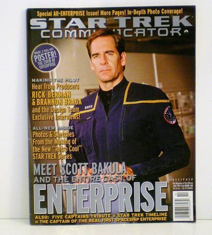 Image 1 of Star Trek Communicator Magazine issue 133 & 135 2001