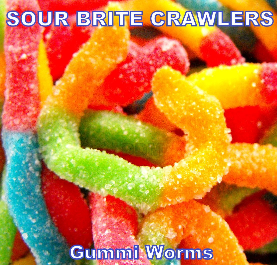 Sour gummy worms coupons