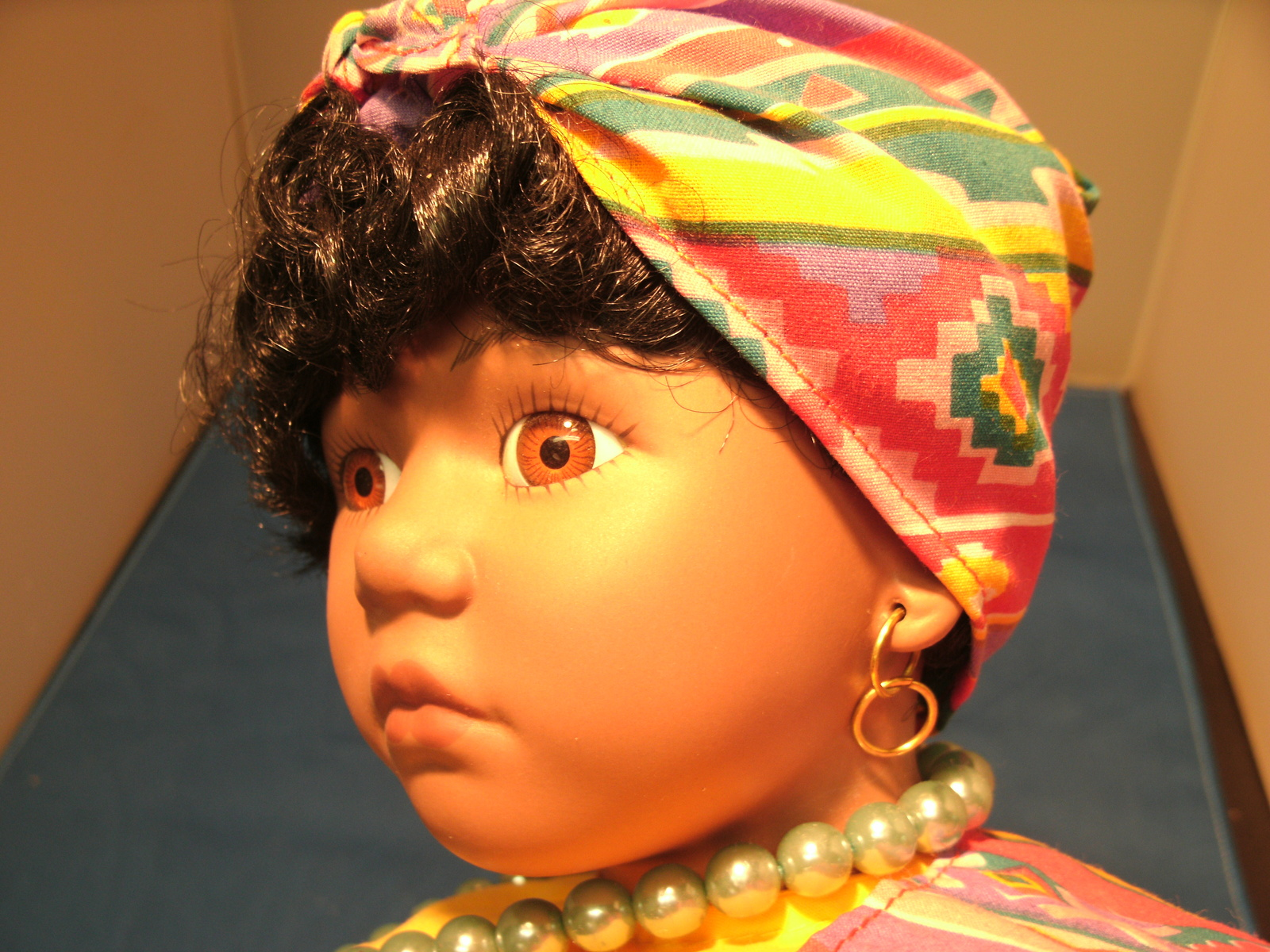 moments treasured collectible porcelain doll and 50