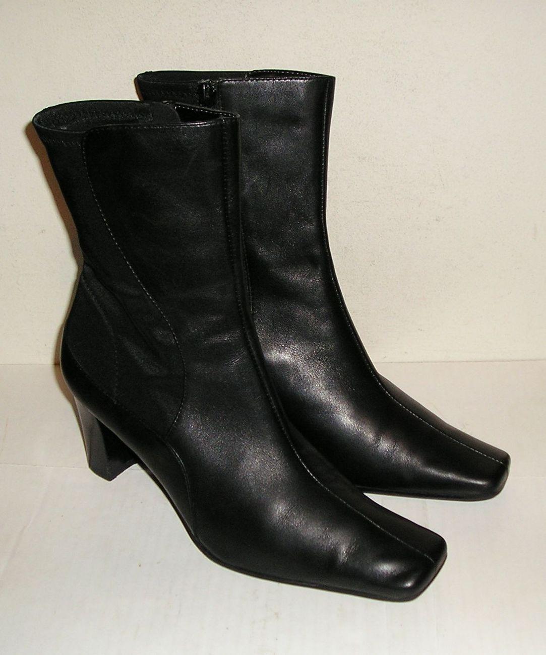 Liz Flex Shoes Black
