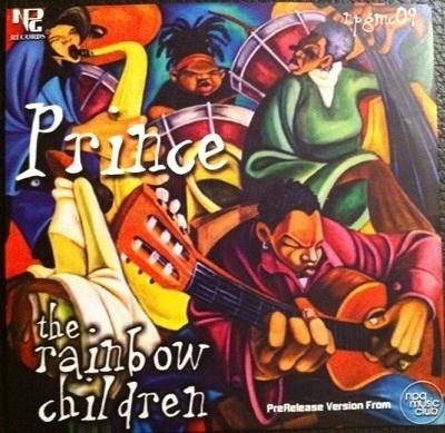 Prince Rainbow Children Cd NPGMC Pre Release 2001 NPG ...